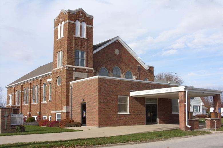 Current Church - 2011-2